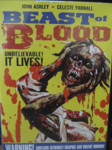 Beast of Blood Cover