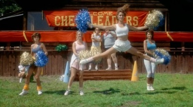 Cheerleader Camp1988