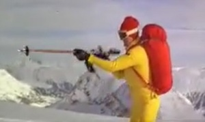 The Spy Who Loved Me_Skiing