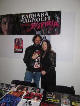 Barbara Magnolfi @ Horror-Rama