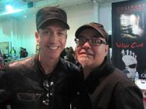 Chris and Luis @ Horror-Rama