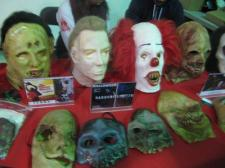 Horror Masks @ Horror-Rama