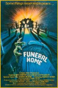 Funeral Home Poster