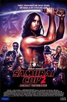 Samurai Cop 2 poster