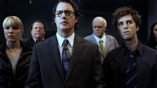 The Terror Experiment cast